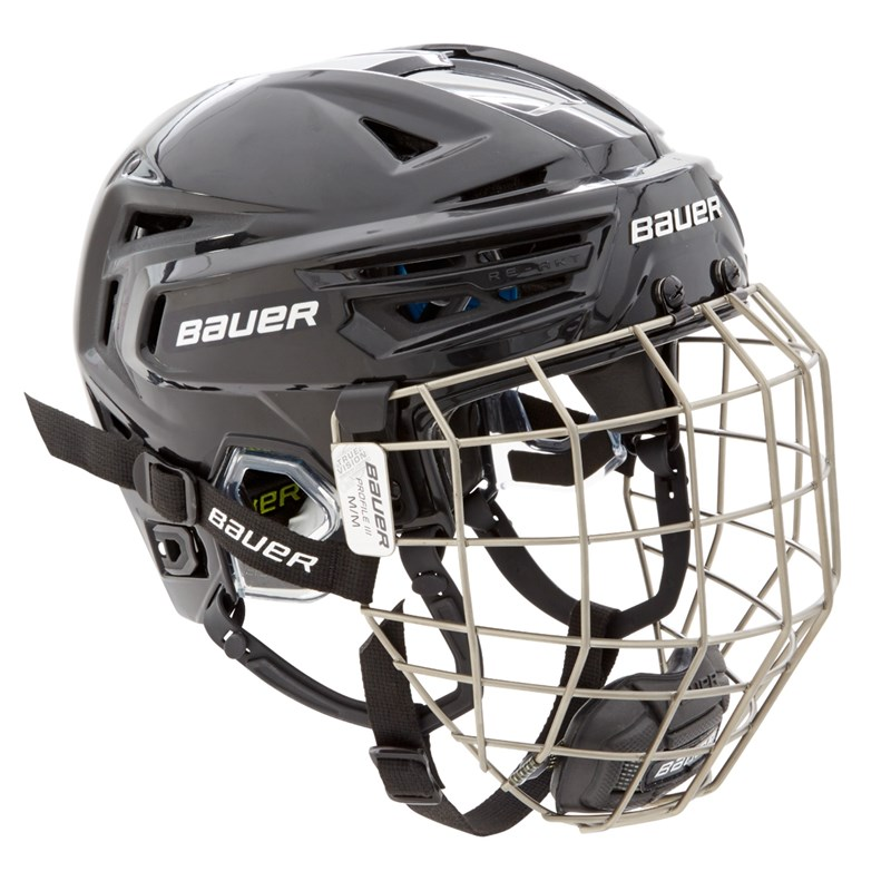 Picture of Bauer RE-AKT 150 ' Model 19 Helmet Combo