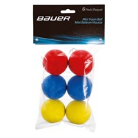 Изображение Bauer Mini Schaum Ball - 6er Pack