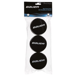 Изображение Bauer Mini Foam Puck - 3er Pack