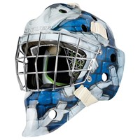 Picture of Bauer NME 4 Goalie Mask Wall Blue Junior
