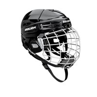 Picture of Bauer IMS 5.0 ' Model 19 Helmet Combo