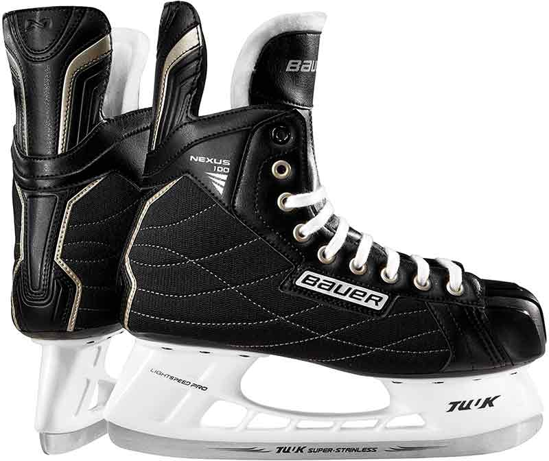 Picture of Bauer Nexus 100 Ice Hockey Skates Senior