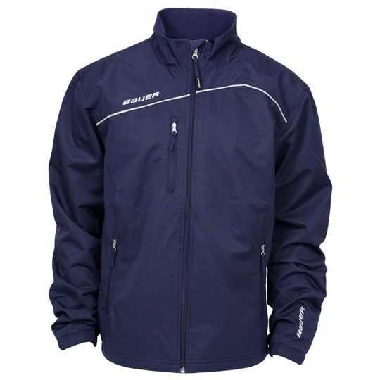 Picture of Bauer Lightweight Warm Up Jacket Youth