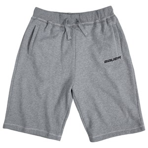 Picture of BAUER Basic Sweatshort size M blk
