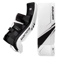 Picture of Bauer Supreme S27 Goalie Leg Pads Senior