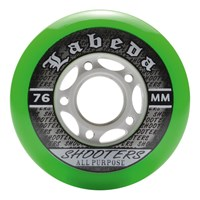 "Bild von Labeda Inline Wheel ""Shooter"" - 4er Pack"