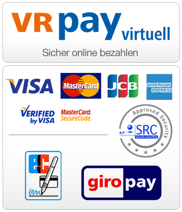 VR pay virtuell